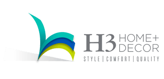 H3 Home   Decor Logo